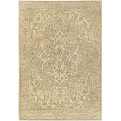 Redding Beige/Gray Area Rug Rug Size: Rectangle 810 x 129