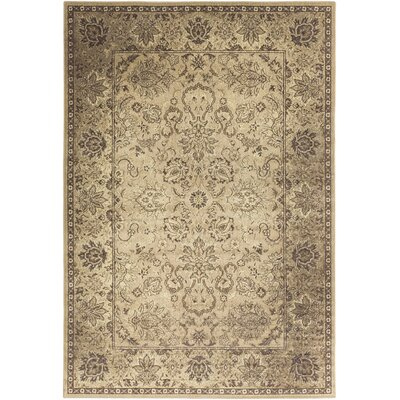 Redding Beige Area Rug Rug Size: Rectangle 810 x 129