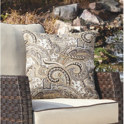Bellwood Indoor/Outdoor Throw Pillow Color: Earth