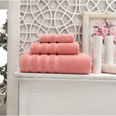 Antalya Wash Cloth Color: Lobster