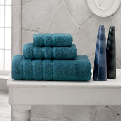 Antalya Wash Cloth Color: C.Blue