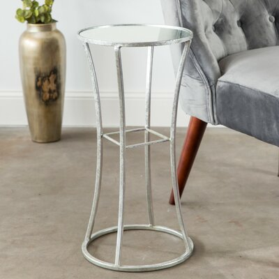 End Table Color: Silver Leaf