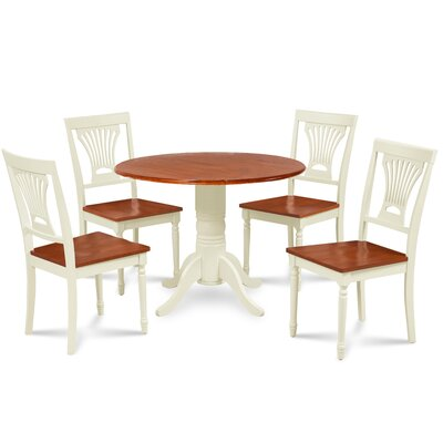 Forthill 5 Piece Dining Set