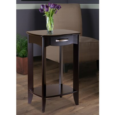 Athena Traditional End Table