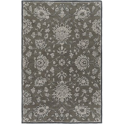 Langport Forest & Light Gray Area Rug Rug Size: Rectangle 6 x 9