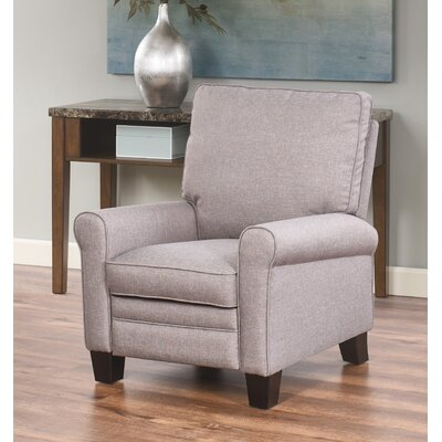 Bulwell Manual Recliner Upholstery: Taupe