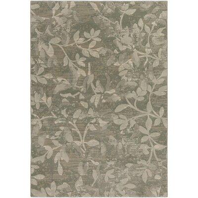 Franklin Olive/Beige Area Rug Rug Size: 2 x 33