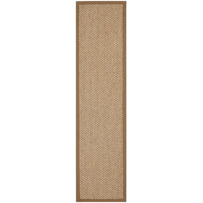 Austin Natural Area Rug Rug Size: Runner 26 x 10