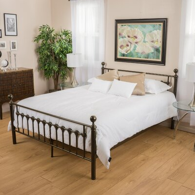 Keswick Platform Bed Size: King