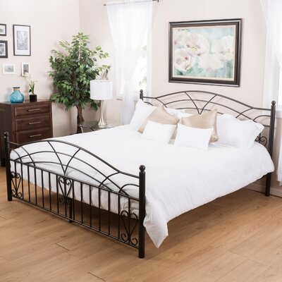 Westley Panel Bed