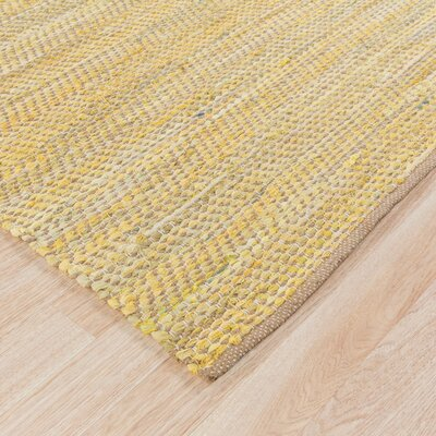 Sunflower Yellow Area Rug