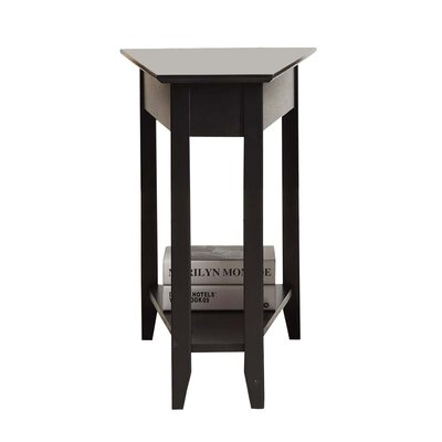 Williams End Table I Finish: Black