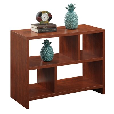 Rensselaer 38 TV Stand Color: Cherry