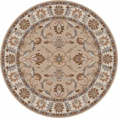 Waterston Papyrus Area Rug Rug Size: Rectangle 4 x 6
