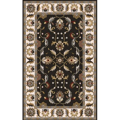 Waterston Brindle Area Rug Rug Size: 5 x 8