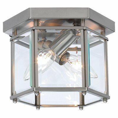 Pinecrest 2-Light Flush Mount
