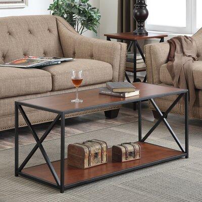 Monticello Coffee Table FInish: Cherry