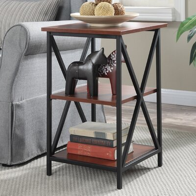 Abbottsmoor Square End Table FInish: Cherry