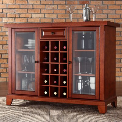 Charlton Home Pearshill Bar with Wine Storage