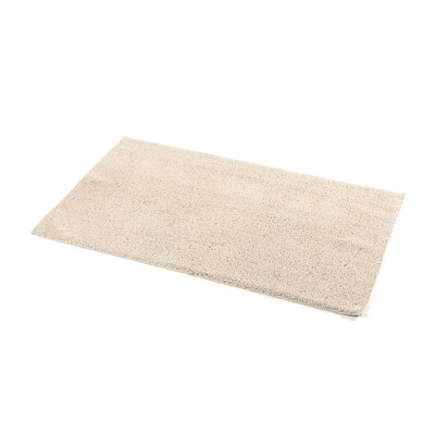 Roanoke Bath Rug Size: 24 x 40, Color: Natural