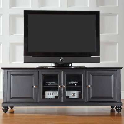 Allingham Low Profile 60 TV Stand Color: Black