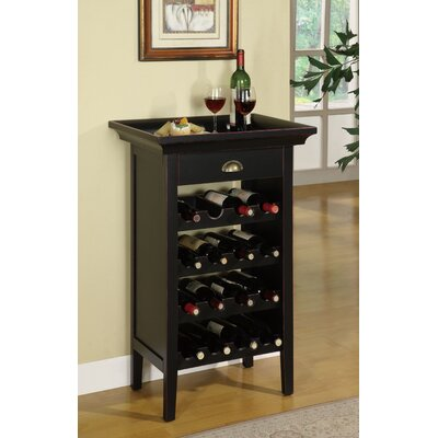 Stapleford 16 Bottle Floor Wine Rack