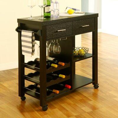 Amber Kitchen Cart