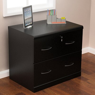 Bernewelt 2 Drawer File Cabinet