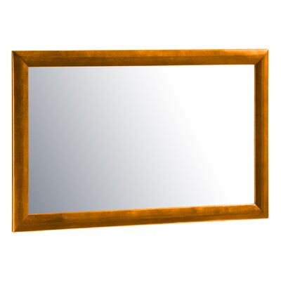 Worcester Wall Mirror Finish: Caramel Latte
