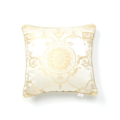 Fairmount Pillow Cover Color: Beige