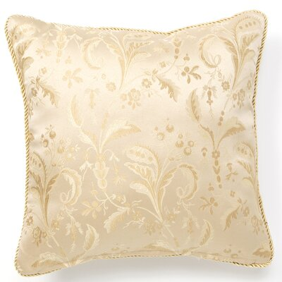 Rockport Throw Pillow Color: Beige
