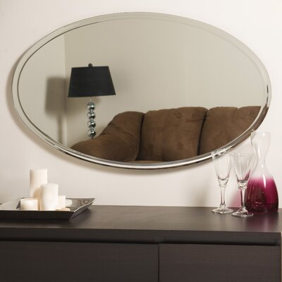 Marsham Frameless Marisol Wall Mirror