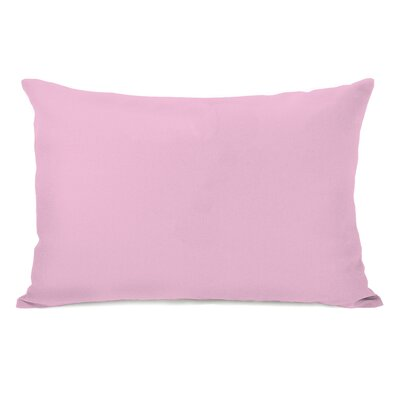 Benbrook Lumbar Pillow Color: Ballet Pink