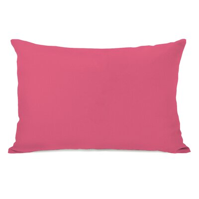 Benbrook Lumbar Pillow Color: Honeysuckle