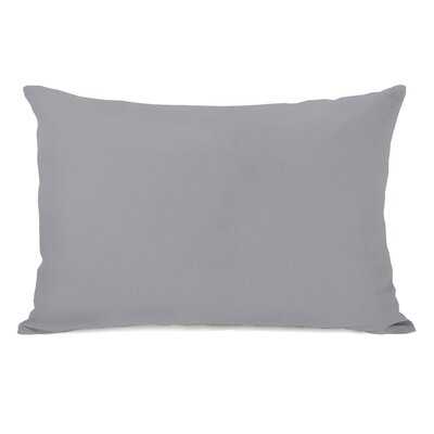 Benbrook Lumbar Pillow Color: Pale Gray