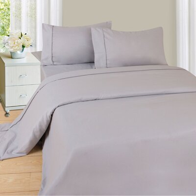 Sheet Set Color: Silver, Size: Twin XL