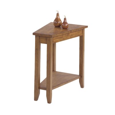 Peru End Table Finish: Medium Oak