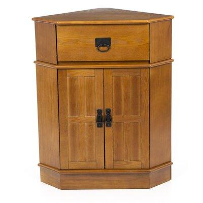 Whitaker 2 Door Corner Cabinet