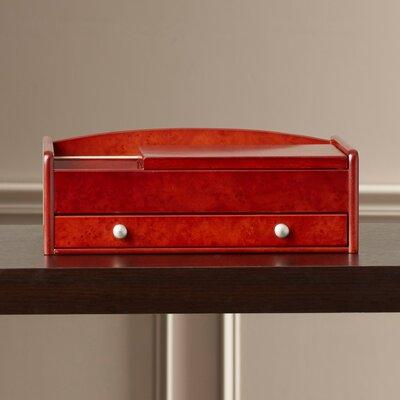 Ivy Musgrove Men's Dresser Top Jewelry Box