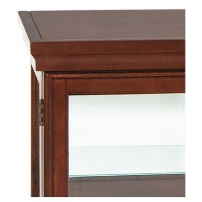 Newark Console Curio Cabinet