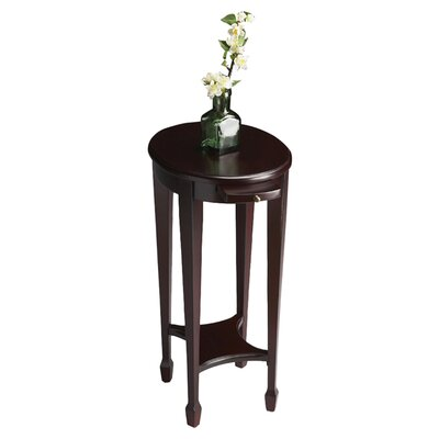Wentworth Side Table Color: Distressed Cordovan
