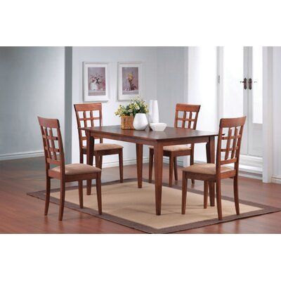 Greensburg Dining Table Finish: Walnut