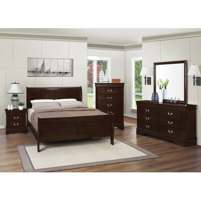 Blundell Panel Configurable Bedroom Set