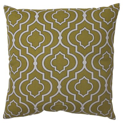 Carlyle Cotton Throw Pillow Size: 16.5
