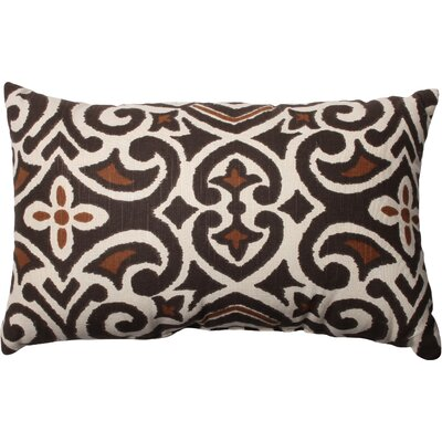 Fraley Lumbar Pillow Color: Brown / Beige