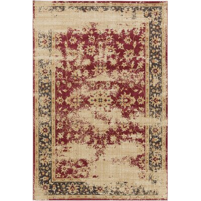 Tilghman Area Rug Rug Size: Rectangle 110 x 211