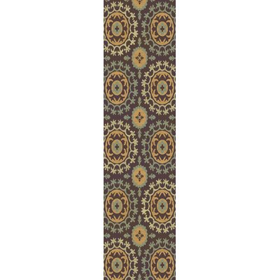 Tilghman Beige/Brown Area Rug