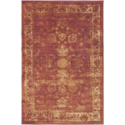 Lambton Area Rug Rug Size: Rectangle 53 x 73