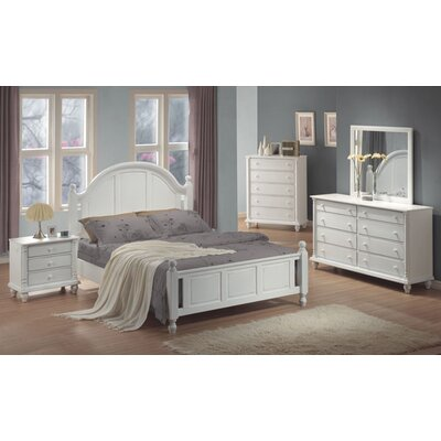 Roseland Panel Customizable Bedroom Set