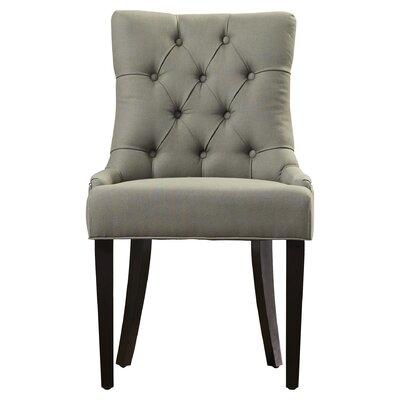 Reynesford Velvet Side Chair
